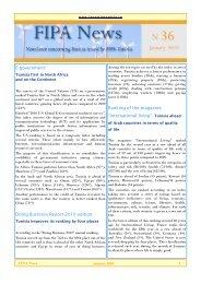 "Ranking of the magazine ""International living"": Tunisia ahead"
