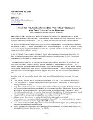 San Angelo SSLC still not in compliance after 3 years of government ...