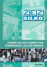 power factor correction kompenzace jalové energie power factor ...