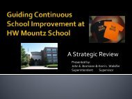 timely - H. W. Mountz School