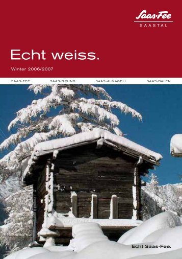 saastal winter - Ferienhaus Amaryllis