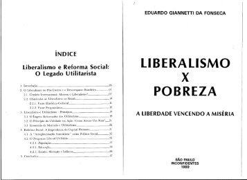 LIBERALISMO PO BREZA