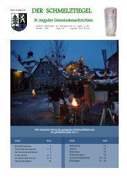 Ausgabe Dezember 2010 - St. Aegyd