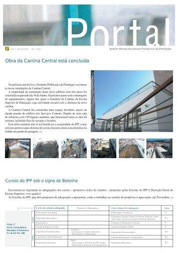 portal 68 - Instituto Politécnico de Portalegre
