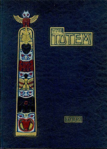 The Totem, UBC Yearbook, 1932 - waughfamily.ca