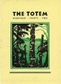 The Totem, UBC Yearbook, 1932 - waughfamily.ca - Page 2