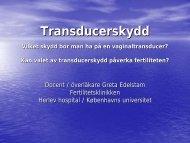 Transducerskydd - SFOG