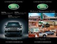 Land Rover San Antonio INSIDE.qxd - eCarList