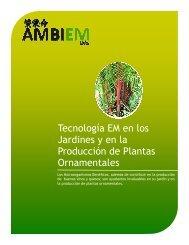 Uso del EM™ en la Producción de Ornamentales y Jardine...