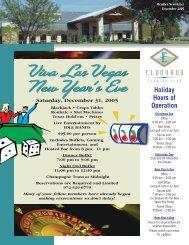 Viva Las Vegas New Year's Eve