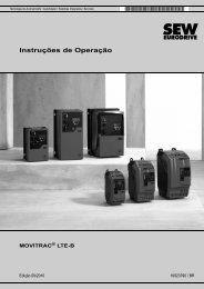 MOVITRAC® LTE-B - SEW-USOCOME