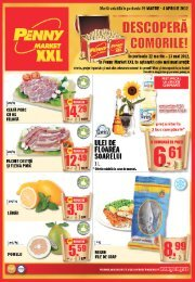 Catalog Penny Market XXL - Descopera Comorile - Infoo.ro
