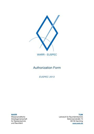 Download here (PDF) - WARR