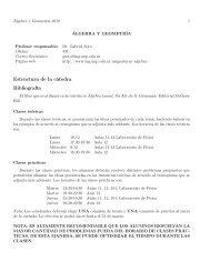 cronograma - Facultad de Ingeniería
