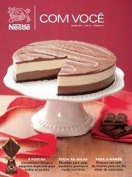 Doces e salgados especiais para todos os gostos Prepare ... - Nestlé