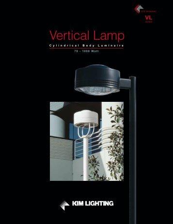 Vertical Lamp - Kim Lighting