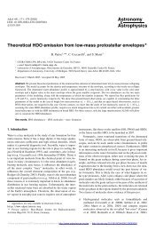 Theoretical HDO emission from low-mass protostellar envelopes