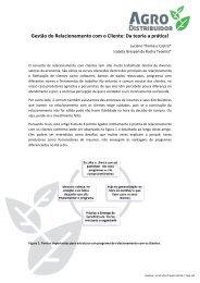 Gestão do Relacionamento com o Cliente: Da teoria a prática! - Siagri