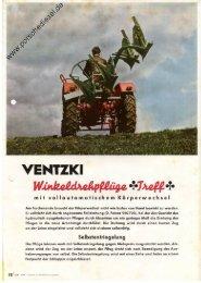 VENTZKI - Porsche Diesel