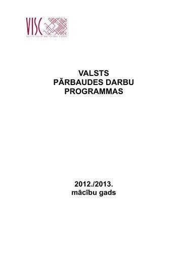 vpd_progr_2013_visas.pdf - Valsts izglītības satura centrs
