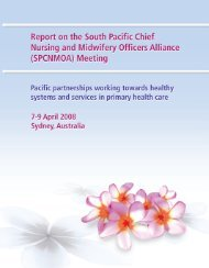 Annex 2 - WHO Western Pacific Region - World Health Organization