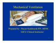 Mechanical Ventilation - Sha-conferences.com