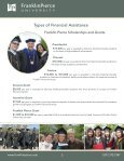 Download the Financial Aid Booklet - Franklin Pierce University - Page 6