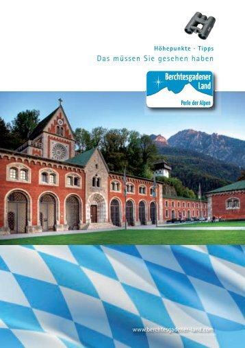 Bad Reichenhall - Extranet der Berchtesgadener Land