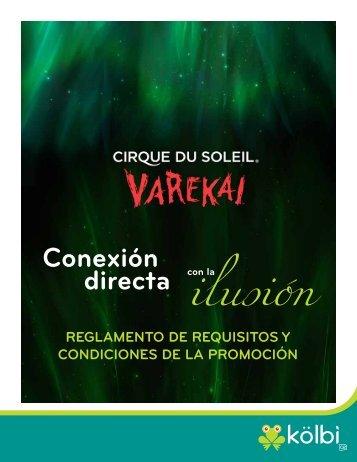 Condiciones Promoción Conexión directa con la ilusión - Grupo ICE