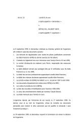 Lavoie, Bruno c. SÉPAQ Val-Jalbert s.e.n.c. - Commission d'accès à ...