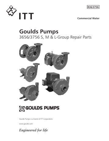 3656/3756 Repair Parts