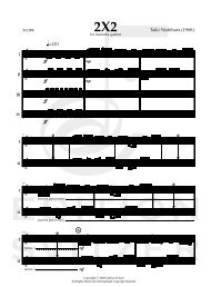 Finale 2005 - [2x2 (score).MUS] - Edition Svitzer