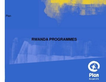 Find more about Plan International Rwanda