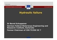 Hydraulic failure - Eurocodes - Europa