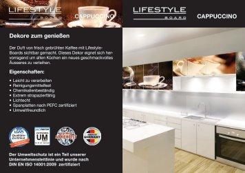 Beispiel Cappuccino-Optik - ZEG Zentraleinkauf Holz und Kunststoff ...