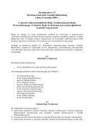 Zarządzenie Dyrektora ITB nr 27 z dnia 11 sierpnia 2009 r. (.pdf)