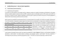3. Análise Situacional – Cabo de Santo Agostinho - CPRH