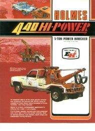 Holmes - Model 440 - mechanical wrecker