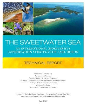 Technical Report - Michigan Sea Grant