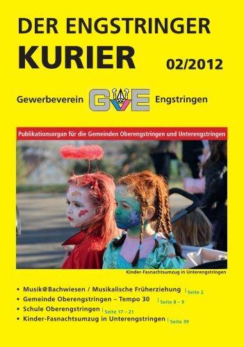 Ortsmuseums- Träff - Engstringer Kurier