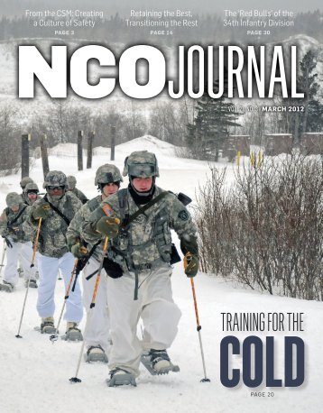Vol. 21, no. 3 · march 2012 - Fort Wainwright - U.S. Army