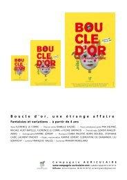 dossier pédagogique - Le Lucernaire