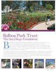 Balboa Park Trust | 1 - The San Diego Foundation - Page 5