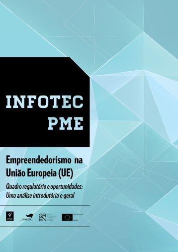 """EUReport"""" # 1 """"Empreendedorismo na União Europeia"""