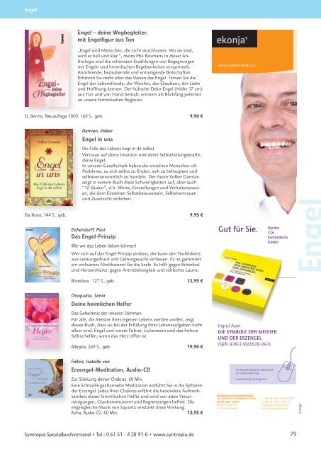 B ll b i S i Bestseller bei Syntropia