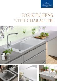 FOR KITCHENS WITH CHARACTER - Argent Australia