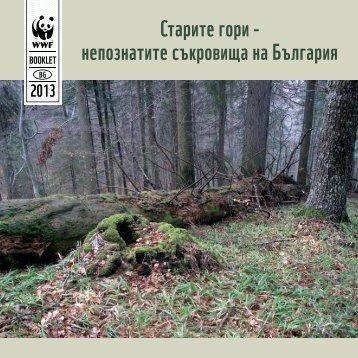 Старите гори - непознатите съкровища на България - WWF