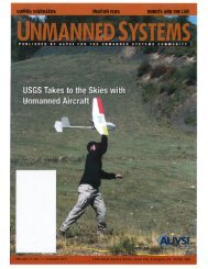 USGS Takes To The Skies with Unmanned Aircraft Systems