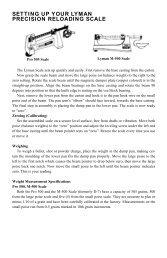 Cast Bullet master - TextFiles.com