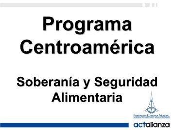 Mr. Hermilio Soto - Lutheran World Federation - Honduras